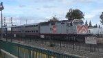 JPBX 901 Leads Caltrain 424