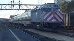 JPBX 4023 Leads Caltrain 313
