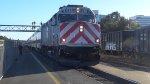 JPBX 918 Leads Caltrain 228