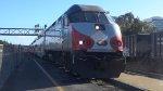JPBX 924 leads Caltrain 232