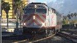 JPBX 919 Leads Caltrain 208