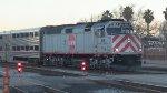 JPBX 918 leads Caltrain 360