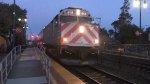 JPBX 918 leads Caltrain 212