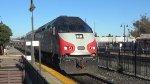 JPBX 924 Leads Caltrain 504