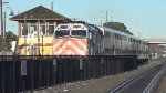 JPBX 919 Leads Out of Service Caltrain