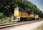 CO 6004 on the siding