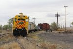 Waiting for work that may never come, Santa Fe Southern equipment slowly rusts