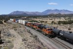 BNSF 7395 leads three more GEVO's with the Q-LACALT6
