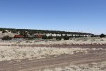 BNSF 6713 leads the Q-ALTLAC1 west toward Flagstaff
