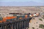 Q-LACCXO1 heads away in to Arizona