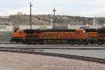 BNSF 6734 & 119