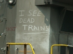 HOW CAN YOU SEE DEAD TRAINS?  I can't...