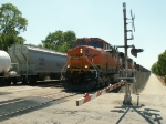 ES44AC on a Coal Train