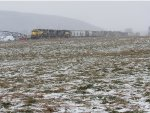 Snow in the farm lands (2)