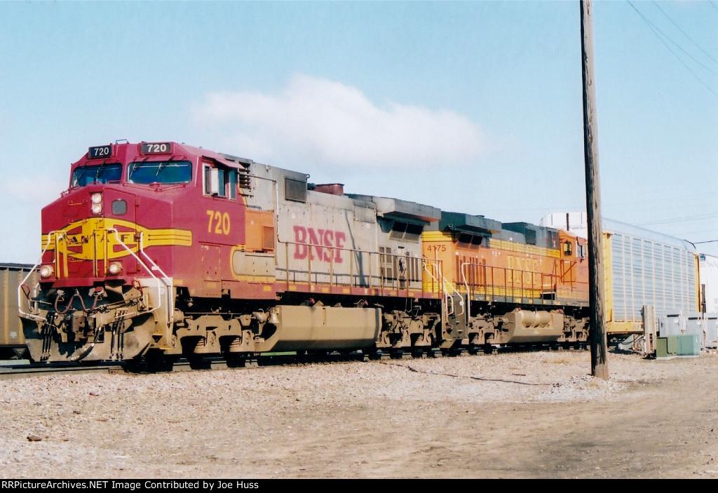 BNSF 720 East