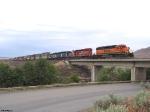 BNSF 6809 East