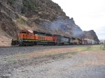 BNSF 8057 West