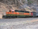 BNSF SD40-2 8057