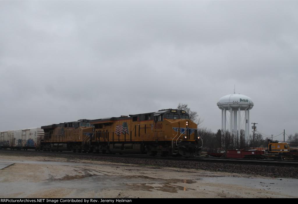 UP 8180 & 5418 (2)