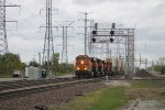 BNSF 8343 & others (1)