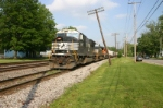 NS 2617 brings trainer 146 off the Marion Branch