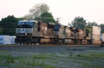 NS 2616 brings hot containers east