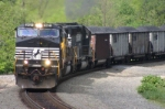 NS 9421 is making a run for the grade