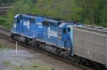 NS 3341 throws its muscle into a manifest train