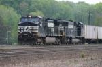 NS 9518 east