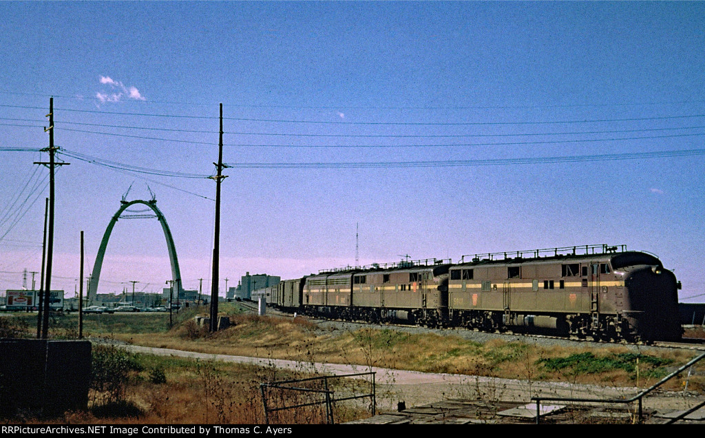 PRR 5848, EP-20, 1965