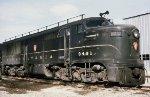 PRR 9491, FF-20, 1962