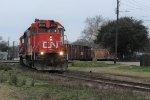 CN Interchange Job