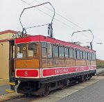 Snaefell Mountain Railway 5