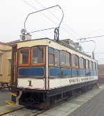 Snaefell Mountain Tramway 1
