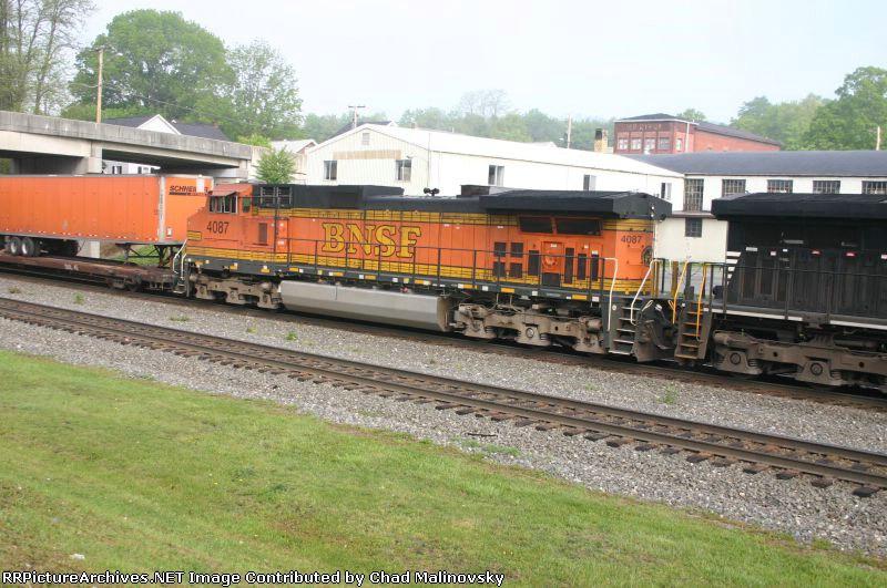 BNSF 4087