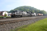 NS 2679 heads west