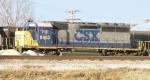 CSX 8463