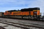 BNSF 8530 Roster.