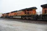 BNSF 6135 Roster.