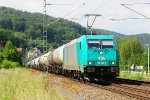 185 633 - ITL - Eisenbahngesellschaft mbH, Dresden/Germany
