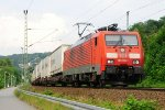 189 020 - DB Cargo, Germany