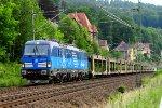 383 008 - CD Cargo, Czech Republic