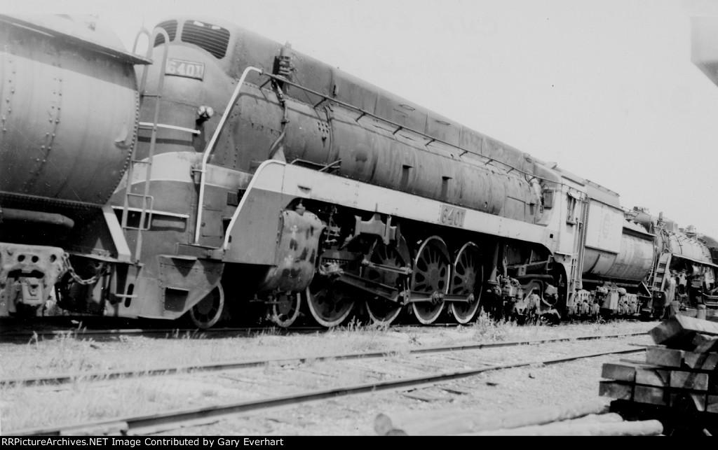 CN 4-8-4 #6401