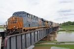 CSX 5251 Northbound Troy, OH