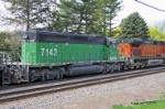 BNSF 7142
