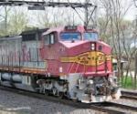BNSF 869