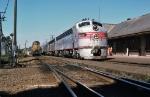 Amtrak 9934 South