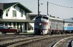 Amtrak 9949 North