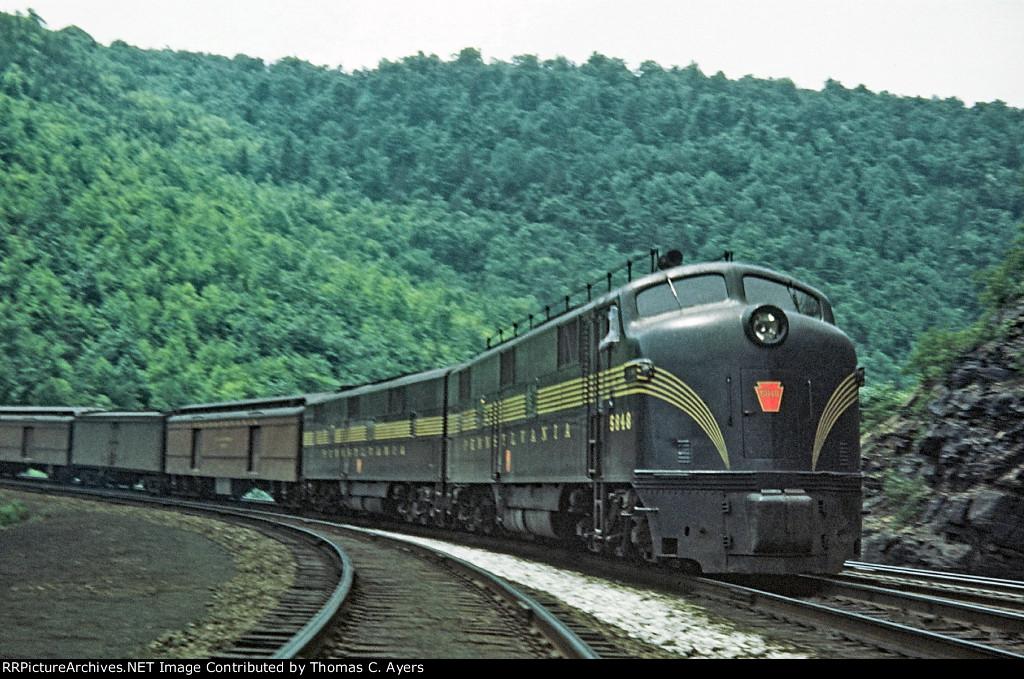 PRR 5848, EP-20, c. 1949