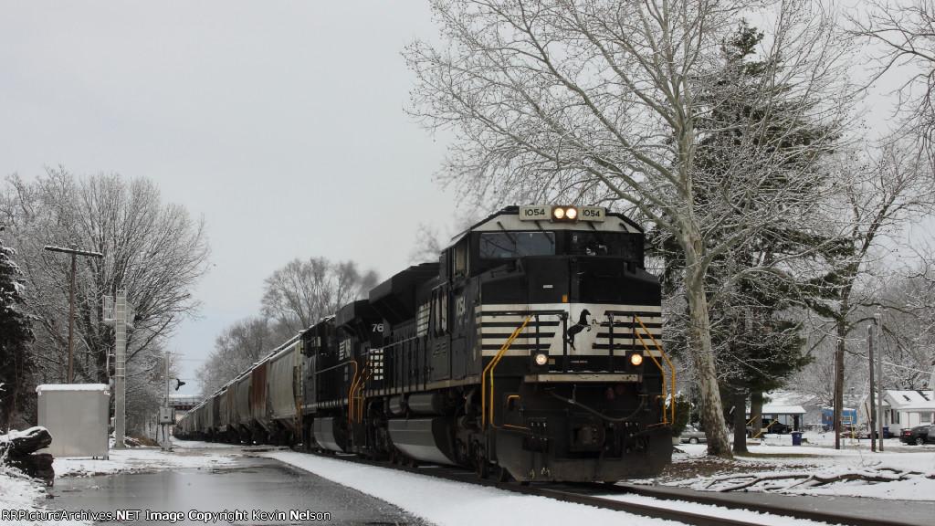 NS 1054 SD70ACe